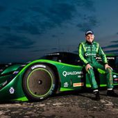 Record-Setting British Electric Race Car Reaches 204 MPH