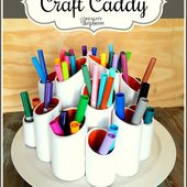 Rotating Craft Caddy - Reality Daydream