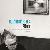 Cy Twombly, Roland Barthes, Littérature française - Seuil
