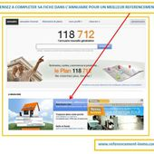 Referencement immobilier