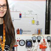 À 17 ans, elle invente une machine à dialyse miniature et peu coûteuse