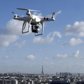 L'impressionnant arsenal high-tech contre les survols de drones