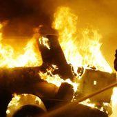 Moins de voitures brûlées à la Saint-Sylvestre ? Ça sent l'enfumage