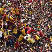 GRAND FORMAT. Philippines : les photos ahurissantes d'une procession catholique - L'Obs