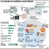 Ebola : quarantaines, confinement... quelle efficacité contre le virus ?