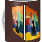 M A B Patriarche C Coffee Mug for Sale by Michael Bellon