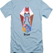 Tsar Text T-Shirt for Sale by Michael Bellon