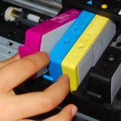 """Un laboratoire révèle l'énorme arnaque des cartouches d'encre """" vides """" des imprimantes"""