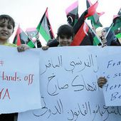Point de situation sur la Libye et l'implication française: un grossier piège diplomatique anglo-américain.