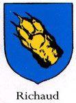 descendance Richaud Bouillanne Dauphin histoire