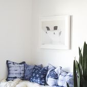 Shibori DIY - Room For Tuesday