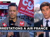 """Miguel FORTEA """" A Air France il n'y a pas un problème avec les salariés mais avec l'Etat et la direction """""""
