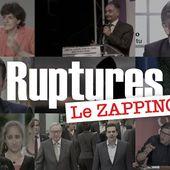 Ruptures, le zapping n°3 : UE contre Démocratie... On a testé pour vous ! (VIDÉO) - Ruptures