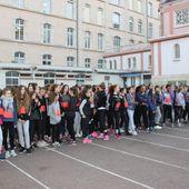 Dijon : plus de 1 200 collégiens pour le cross du collège Saint Joseph
