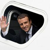 """Macron : """"Priorité aux transports du quotidien"""""""