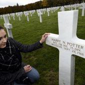 Meuse : sur la tombe d'Harry Potter