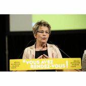 Marie-Guite Dufay se rallie à Emmanuel Macron