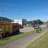 St-Quentin-Fallavier : une explosion chez Air Products