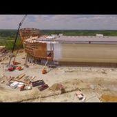 L'arche de Noé réinventée dans le Kentucky