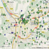 Geocaching: 103 caches à Grenoble