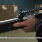 Le journal de 20h - Les 1800 policiers de la BAC bientôt tous équipés d'armes lourdes