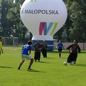 Pielgrzymi rywalizują w turnieju piłkarskim Copa Catolica