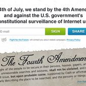 The U.S. government wants to ignore the 4th Amendment. Let's make that impossible.