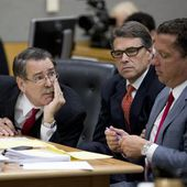 Perry Attorneys Try to Disqualify Prosecutor, by Terri Langford
