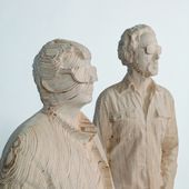 Artist Unmasks Daft Punk for New Sculpture Series | The Creators Project
