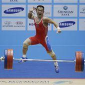 North Korean pocket rocket Om Yun Chol breaks weightlifting world record - Firstpost
