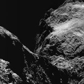 ESA Science & Technology: Rosetta finds comet connection to Earth's atmosphere