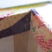 Pas à pas : la boîte trapèze (3)
