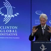 Clinton Charity Aided Clinton Friends