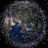 Orbital Trash a Problem With No Immediate Solution, Growing Exponentially