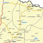 Barkhane dispute la région d'Abeïbara aux groupes armés terroristes