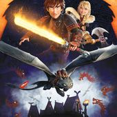 How To Train Your Dragon : des BDs avant le troisième film * SMALL THINGS : Cinéma séries
