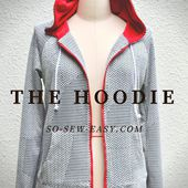 The Hoodie Pattern and Tutorial - So Sew Easy