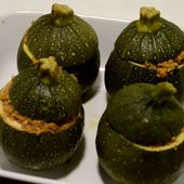 Courgettes farcies cookeo weight watchers |