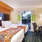 How choose a hotel in Old Town San Diego
