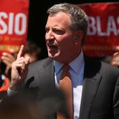 Bill de Blasio: harbinger of a new populist left in America