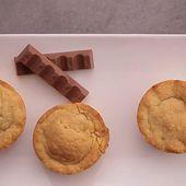 Recette - Muffins au Kinder en vidéo