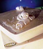 Snowcake de Lush sur Beauté-test.com