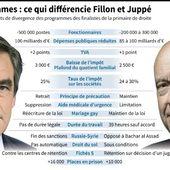 Juppé contre Fillon, Quand y'a du flou, y'a un loup ! Défense et diplomatie - Défense actualités geopolitique