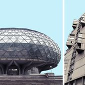 I Found Architecture From Star Wars In Belgrade