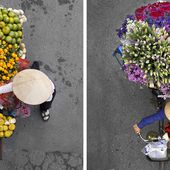 I Spend Days On Bridges To Take Images Of Vendors