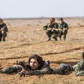 Syrie: des femmes sur la ligne de front