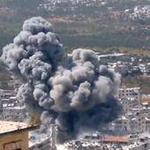 Pas de répit dans les bombardements en Syrie et en Irak
