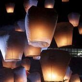 Asie: le festival des lanternes marquent la fin de l'année lunaire