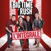 L'Intégrale Boxset cartonné Inclus DVD - Big Time Rush sur Fnac.com