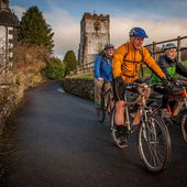 Explore the Lake District's quiet corners on a new cycle trail